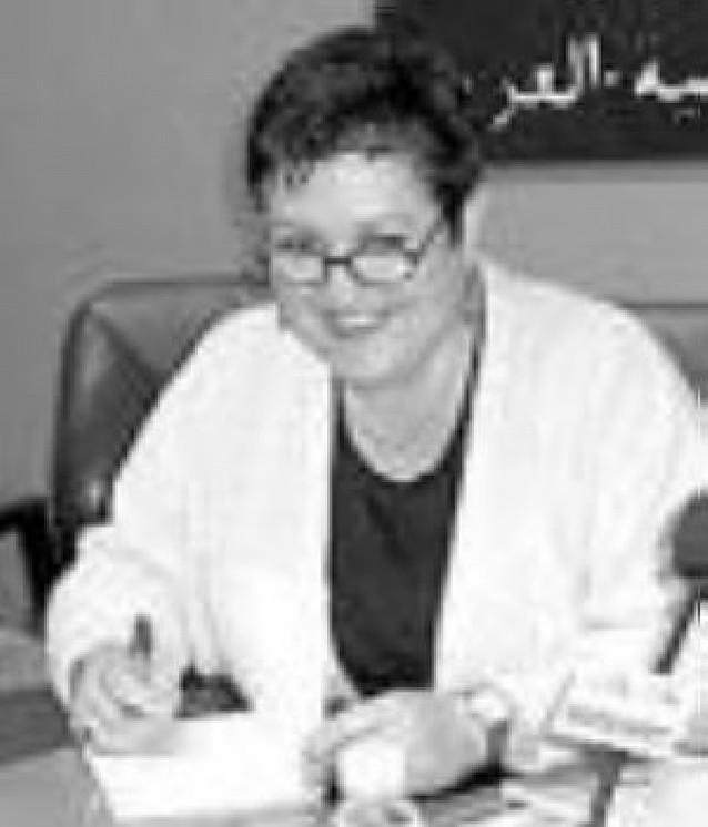 Fallece en accidente de tráfico en Algeciras la poetisa pamplonesa Julia Guerra Lacunza