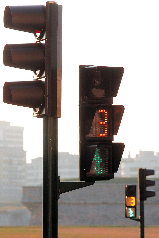 Luz verde al semáforo ecológico