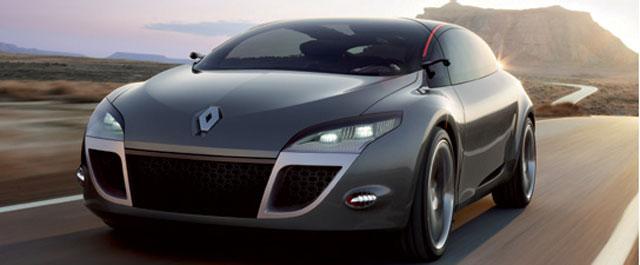 """Renault desvela en Ginebra el """"concept car"""" del Megane que se producirá en Palencia"""