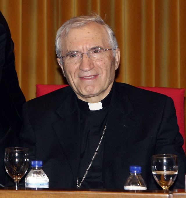 Monseñor Rouco Varela, nuevo presidente de la Conferencia Episcopal
