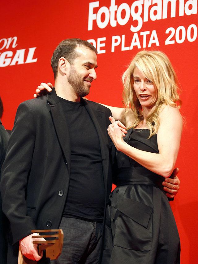 Belén Rueda y Alberto San Juan, protagonistas del Fotogramas de Plata
