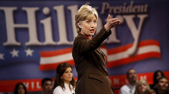 """Hillary Clinton se juega su futuro en otro """"Supermartes"""""""