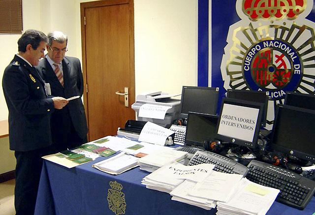 Desarticulada una red para regularizar inmigrantes con matrimonios fraudulentos en Navarra