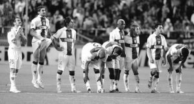 """Sevilla ya no es de """"Champions"""""""