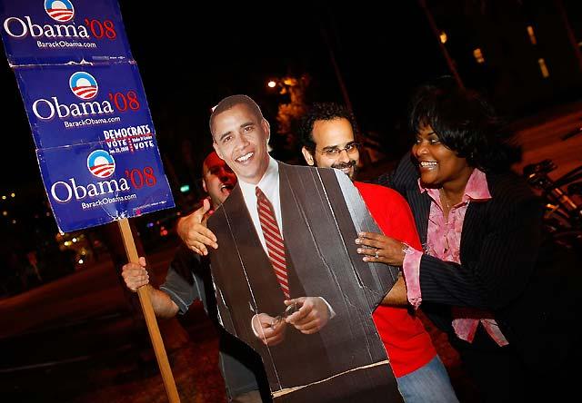 Obama y McCain ganan las primarias en Vermont