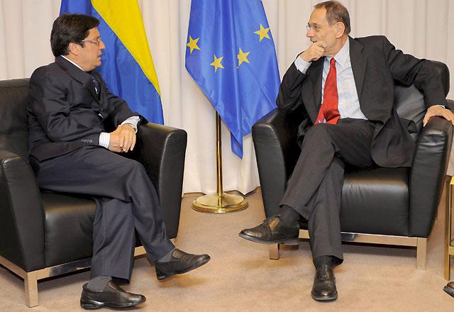 Ecuador y Colombia alcanzan un acuerdo sobre la mediación del conflicto entre ambos países