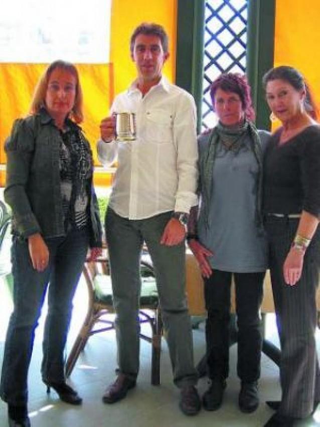 El Taurino de Londres premia a Hermoso de Mendoza