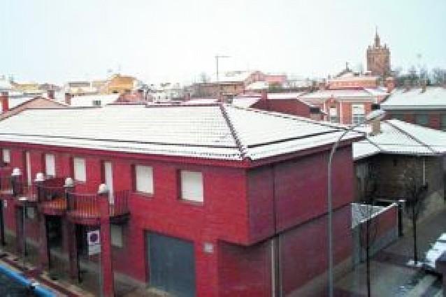 Vientos de más de 100 km/h en la Ribera y poca presencia de nieve