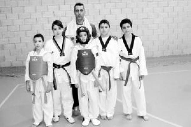 Castejón se abre al taekwondo