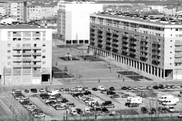 Urpasa quiere construir una residencia asistida en Rochapea