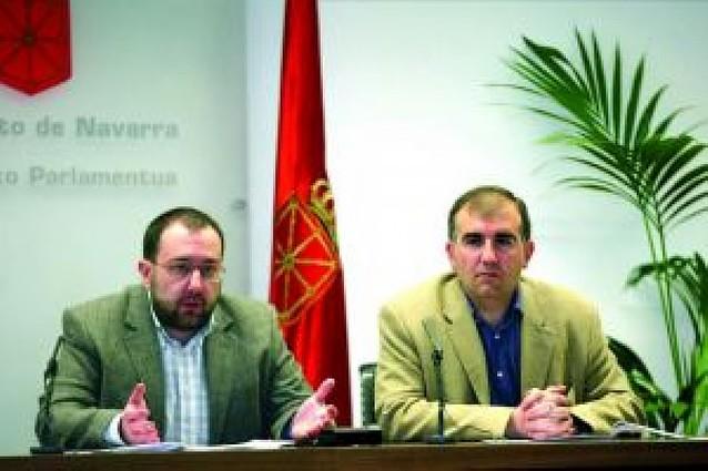El TAN considera la petición de Barcina y comunicará a qué ponente asigna cada recurso