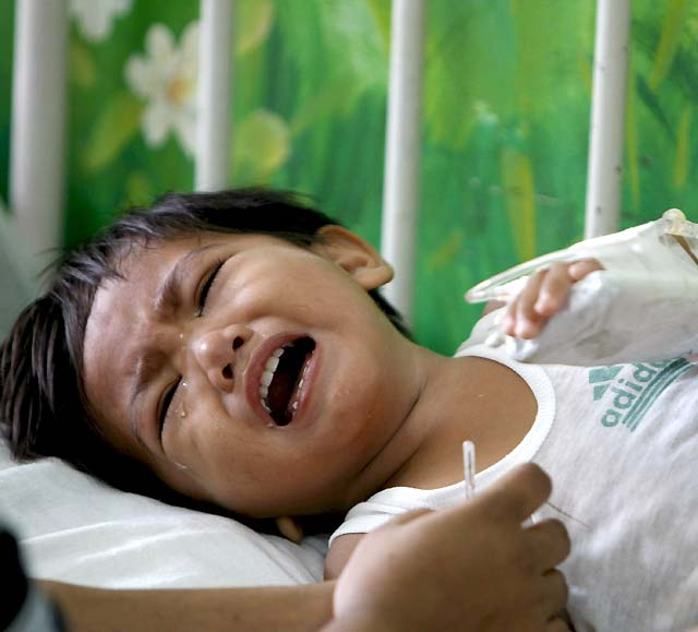 Alerta por una epidemia de tifus con casi 1.300 infectados al sur de Manila