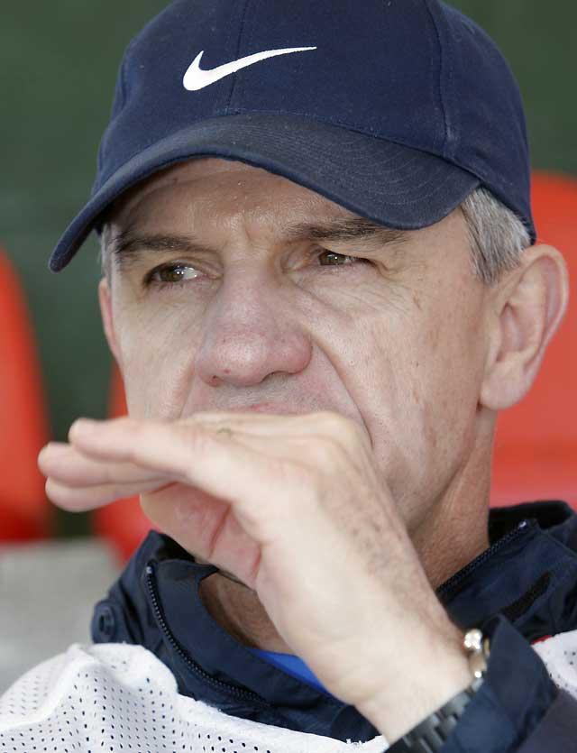 """Aguirre: """"Estoy en el sitio correcto y aún quedan muchas cosas por hacer"""""""