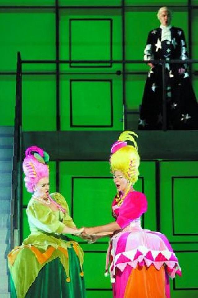 "La historia de Cenicienta llega a Baluarte con la ópera ""La Cenerentola"", de Rossini"