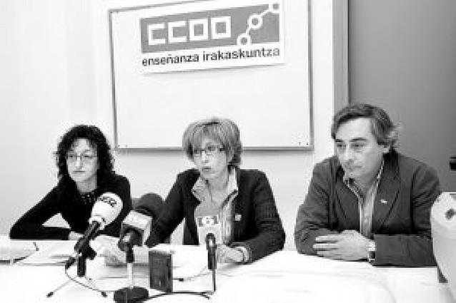 La falta de plazas en colegios de Tudela amenaza con colapsarlos, según CC OO