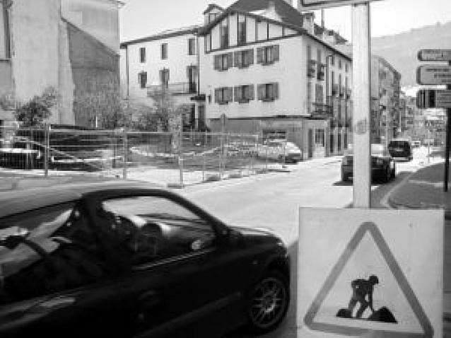 Cambios de tráfico en Alsasua