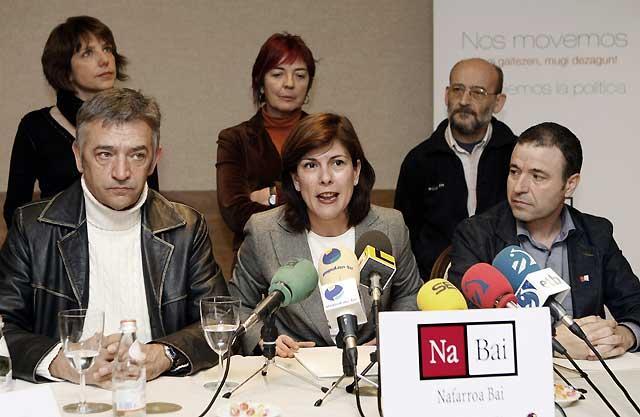 Los partidos navarros suspenden los actos de campaña electoral