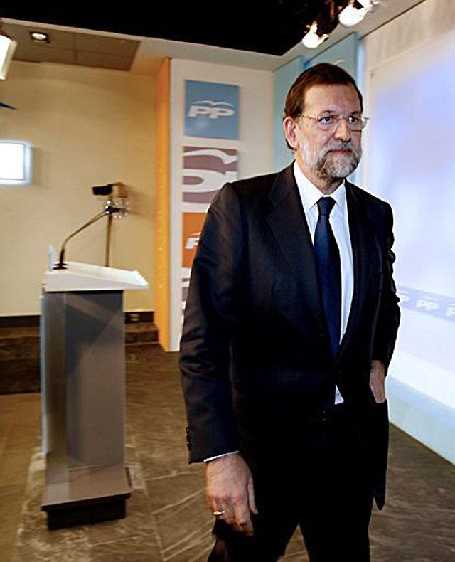 """Rajoy: """"Todos debemos estar unidos y juntos contra ETA"""""""
