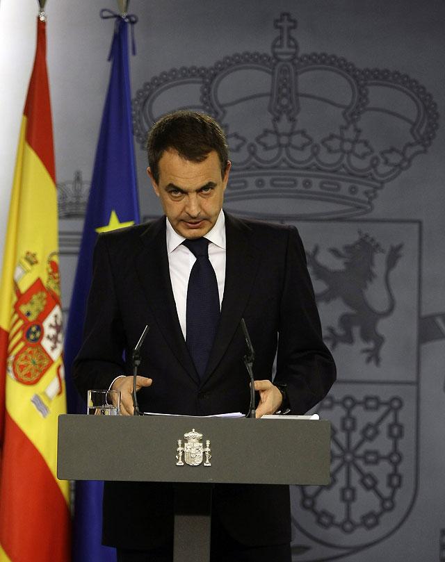 """Zapatero dice que ETA ha querido """"interferir"""" en la voluntad de los ciudadanos"""