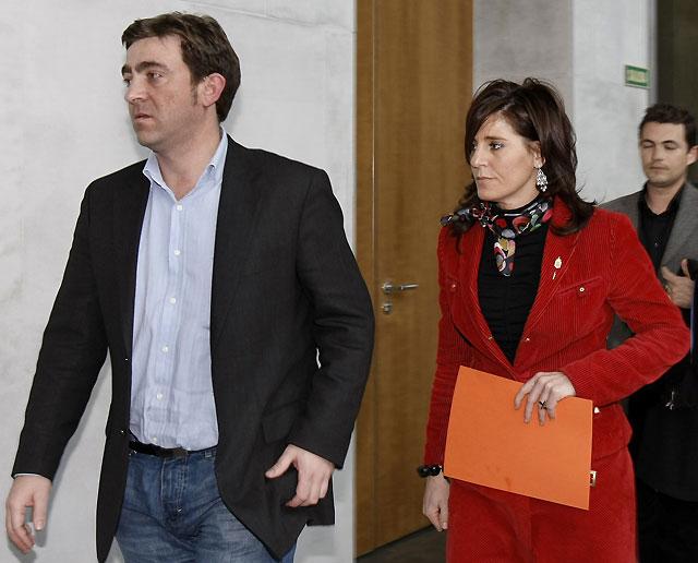 El Parlamento de Navarra condena el asesinato de Isaías Carrasco