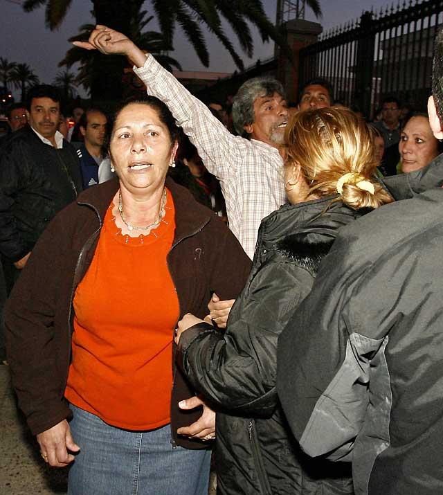 Aparece en la ría de Huelva el cuerpo de la niña Mari Luz, desaparecida el 13 de enero