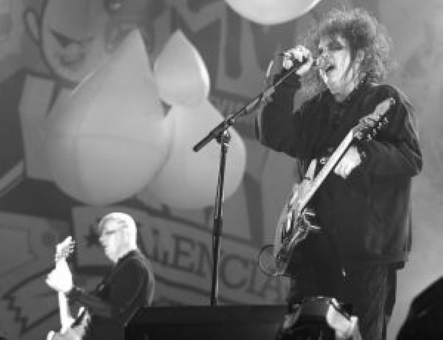 The Cure, en Madrid