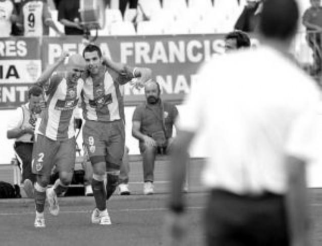 El goleador que plantó a Osasuna