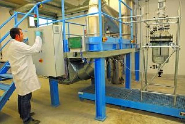 Nace en Los Arcos la primera empresa navarra de nanotecnología industrial