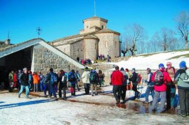 Un comedor para 100 comensales ampliará los servicios de San Miguel de Aralar