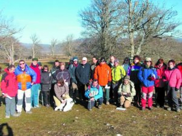El voluntariado ambiental en ríos implicó a 300 navarros en 2007