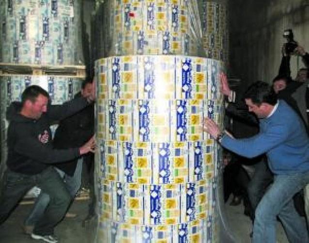 Conflicto entre productores y la industria láctea por los precios