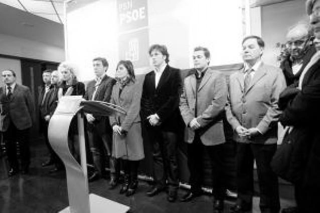 El PSN llama a la unidad de los demócratas frente a la barbarie de ETA