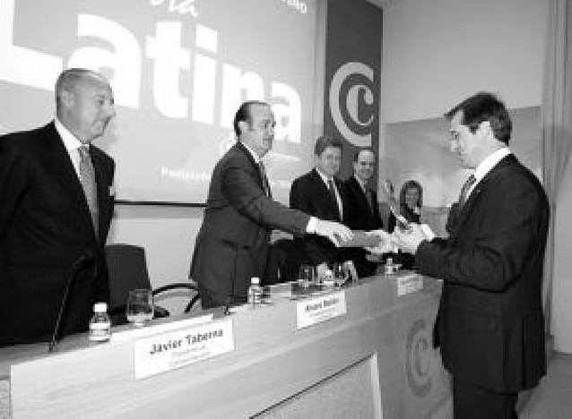 El argentino Marcelo Orbegozo gana el II Premio al Emprendedor Latino