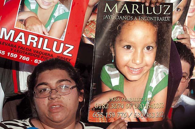 Hallado el cadáver de la niña Mari Luz Cortés en un muelle de la ría de Huelva