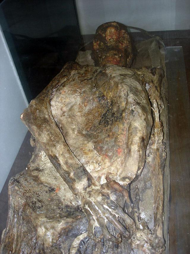 La única momia de Macedonia será presentada al público en un museo de Skopje