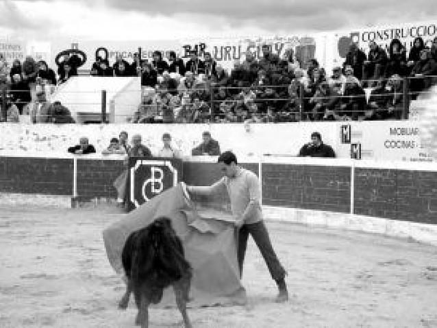 Tentadero en Mendavia a cargo de Simón y Urdiales