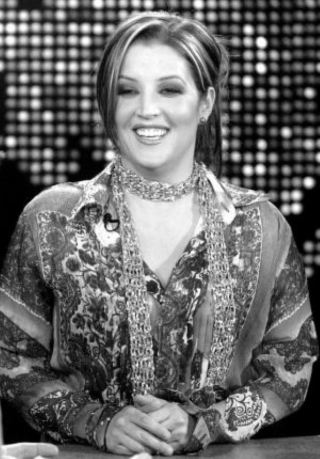 Lisa Marie Presley, acosada