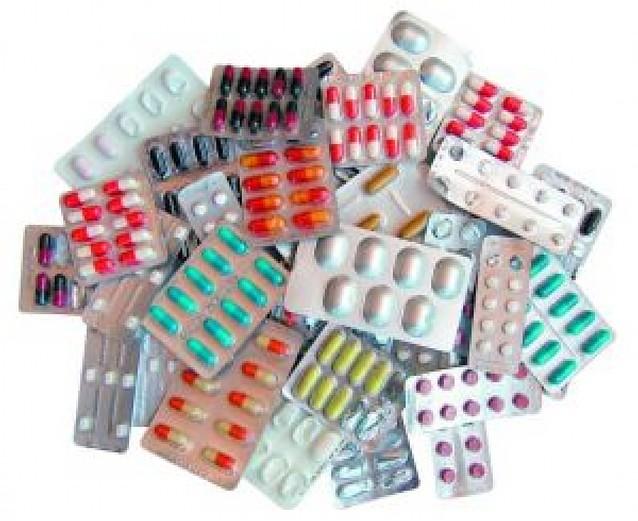 Los españoles devolvieron 2.625 toneladas de medicamentos sobrantes en 2007