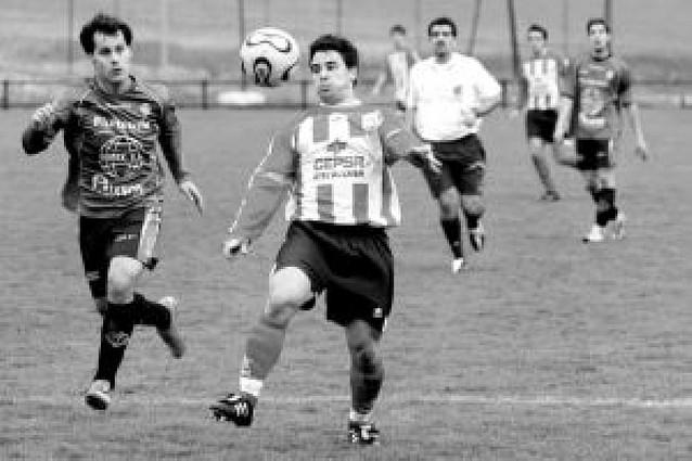 Ni juego, ni goles en Paternáin