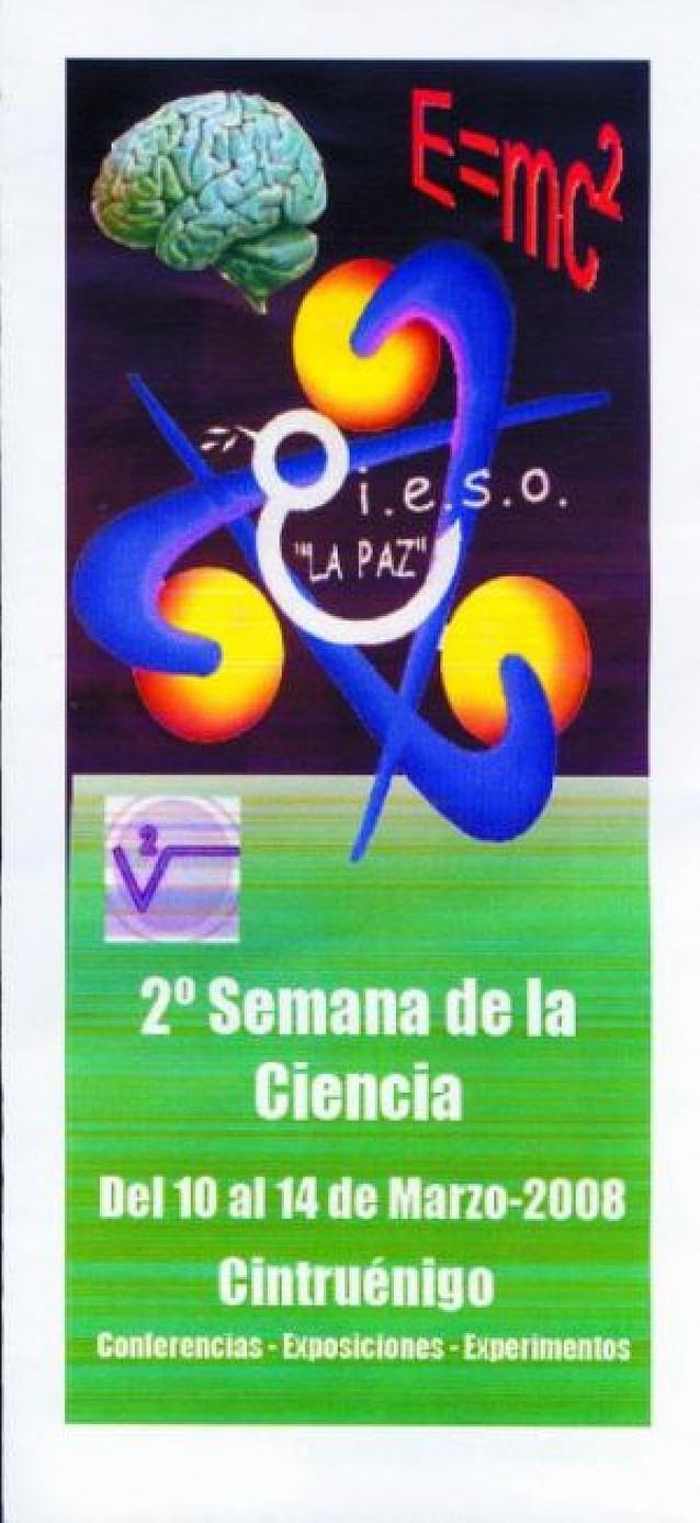 El instituto La Paz inicia mañana la segunda edición de la Semana de la Ciencia