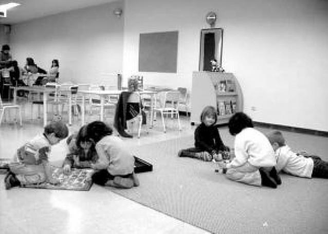 La asociación de padres del colegio San Juan de Lumbier promueve una ludoteca