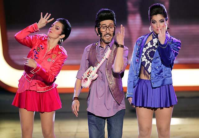 Rodolfo Chikilicuatre representará a España en el Festival de Eurovisión