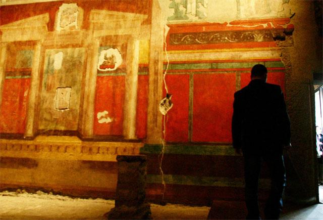 La Casa del Emperador Augusto en Roma abre sus puertas en medio de una gran expectación