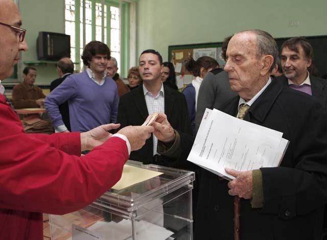 """Arboniés (IUN) llama a votar para responder a """"los que pretenden aterrorizar"""""""