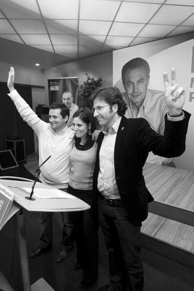 El PSN dedica a Carlos Chivite sus mejores resultados de la historia