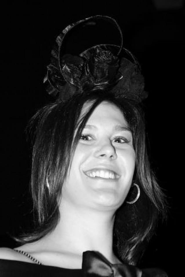 Pasarela femenina en Caparroso