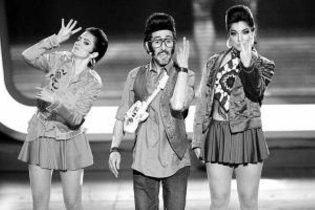 """España bailará el """"Chikichiki"""" en Belgrado"""