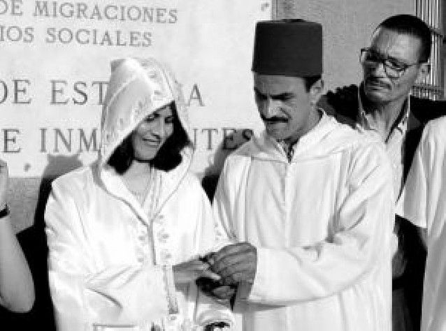 Matrimonios de inmigrantes