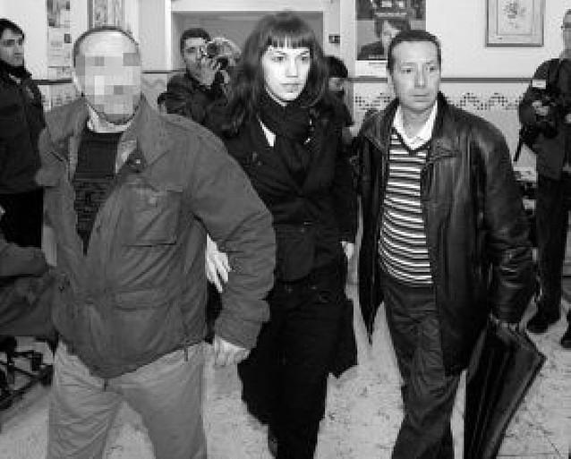 Nueve de marzo en Mondragón con la ausencia irreparable de Isaías Carrasco