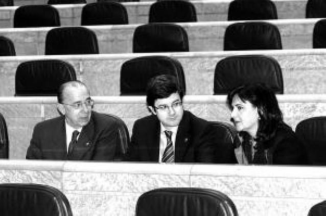 Cuarta legislatura en Madrid para Pérez Lapazarán (UPN-PP)